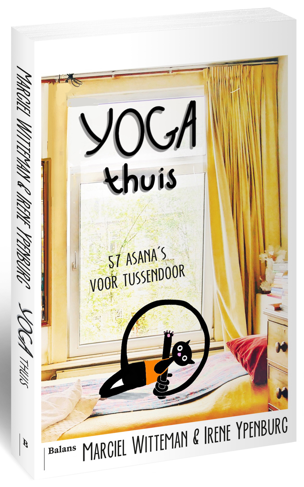in yogaland cover